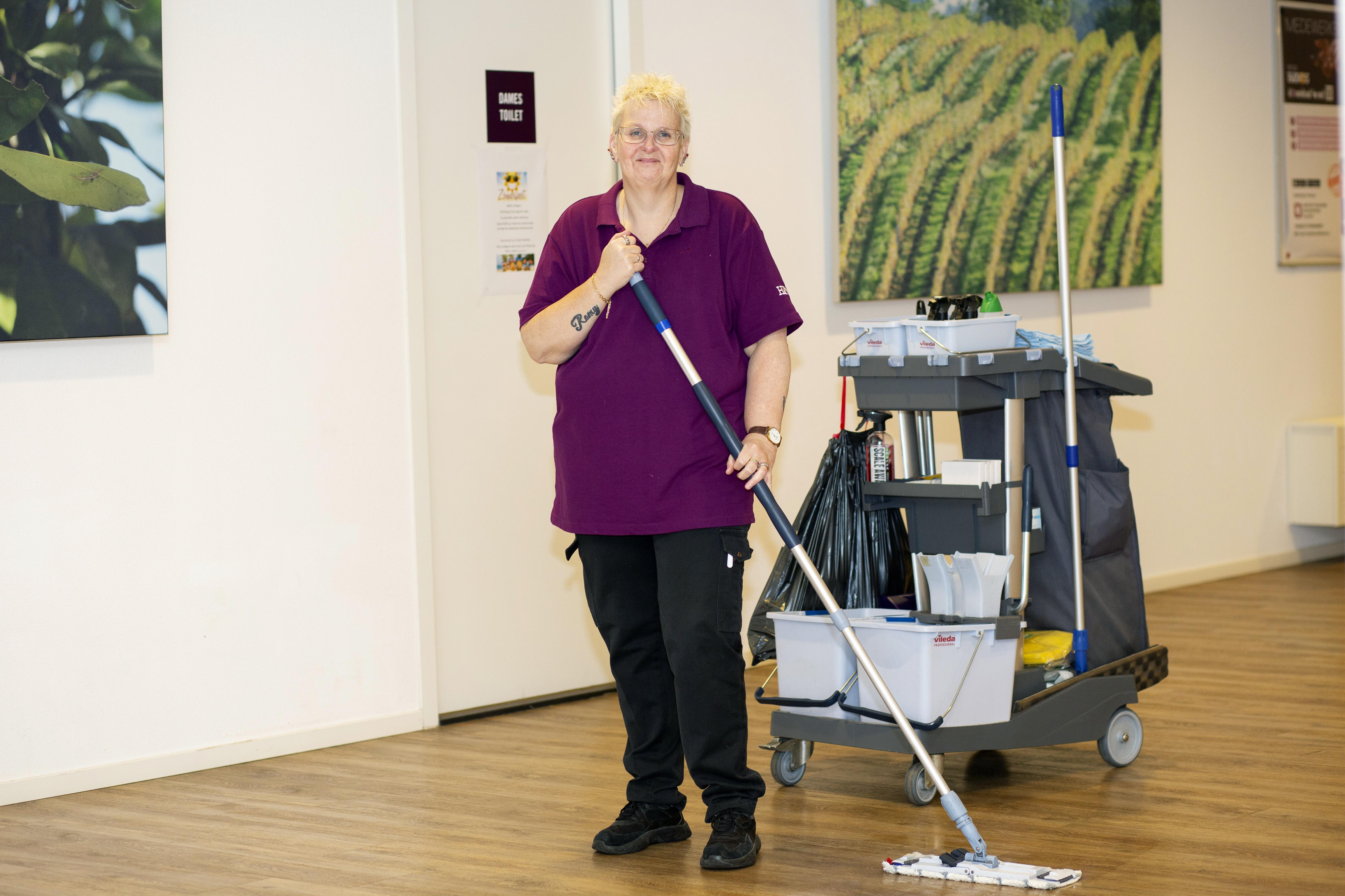 Medewerker Huishoudelijke Dienst