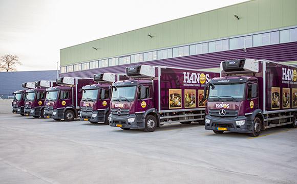 Vrachtwagens HANOS